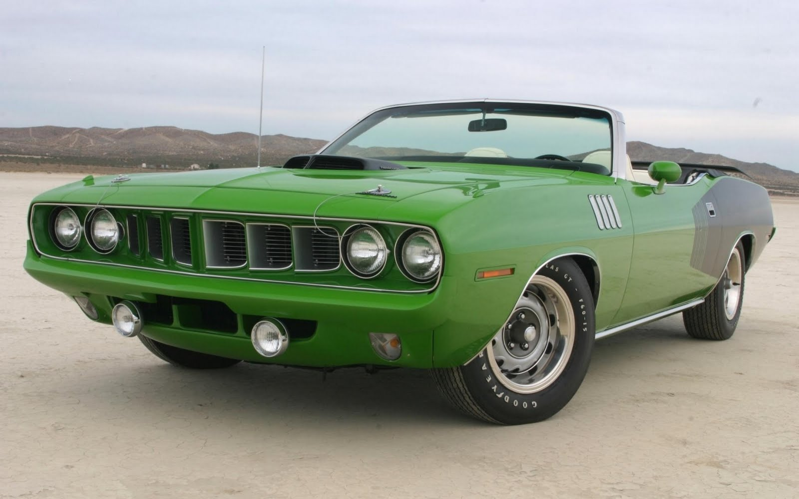 Luxury Cars: Convertible 1971 Plymouth Hemi Cuda Muscle Car Images ...