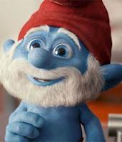 Os Smurfs - Papai Smurf