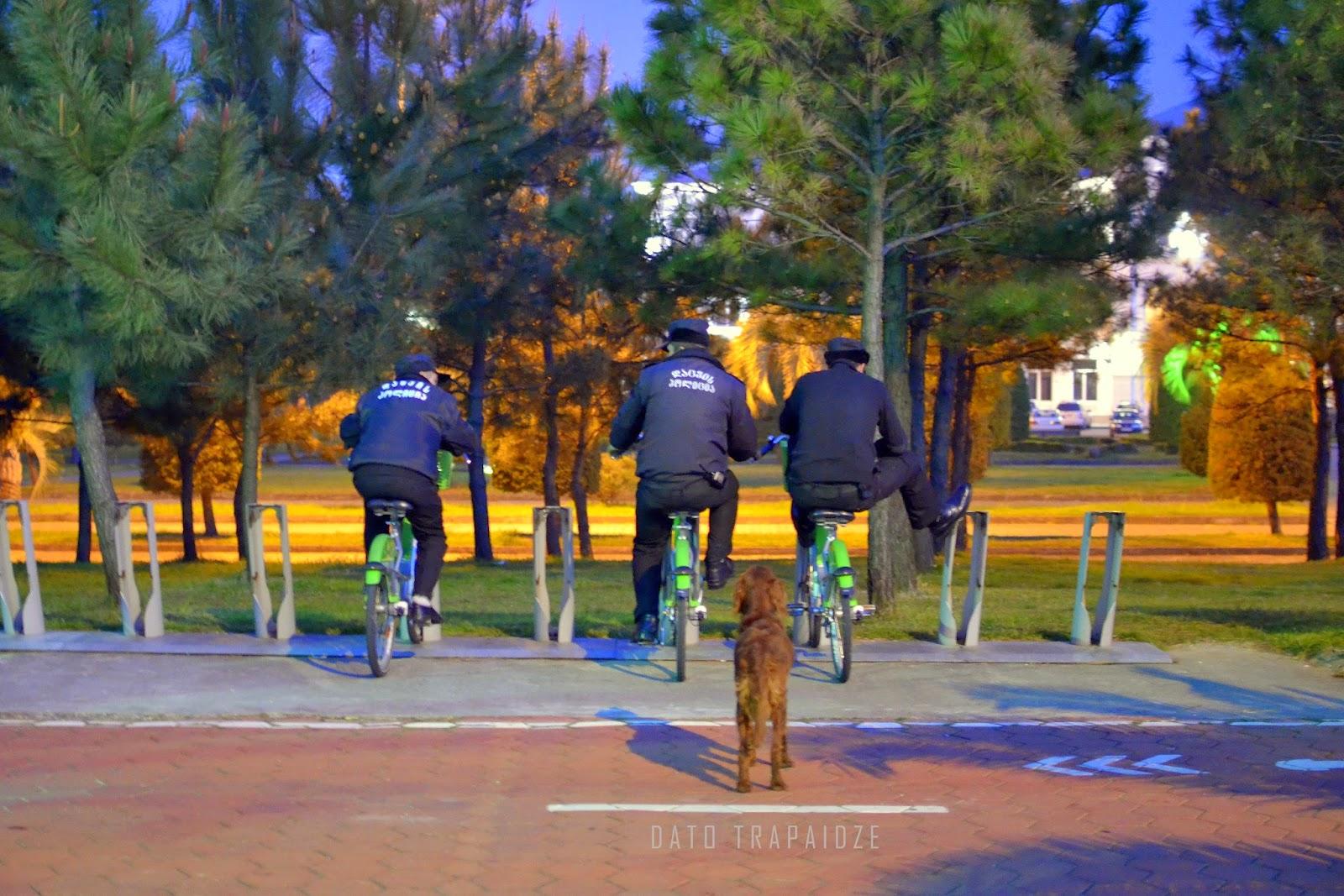 ეტიუდი N 5 Трое на велосипедах не считая собаки