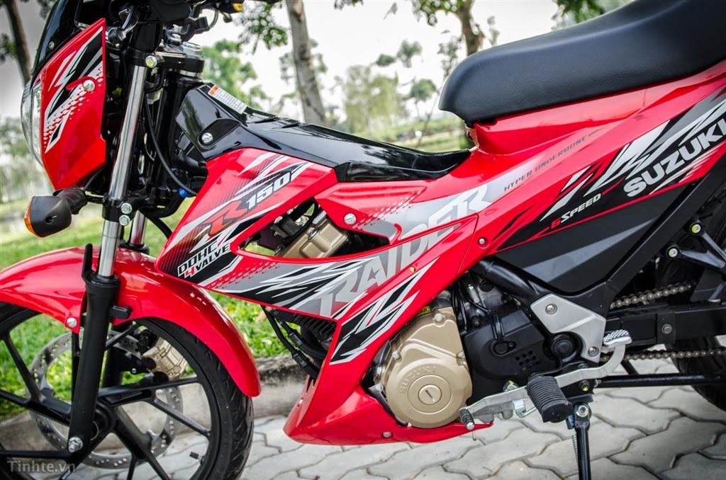 Suzuki Raider R150 2014
