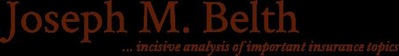Joseph M. Belth