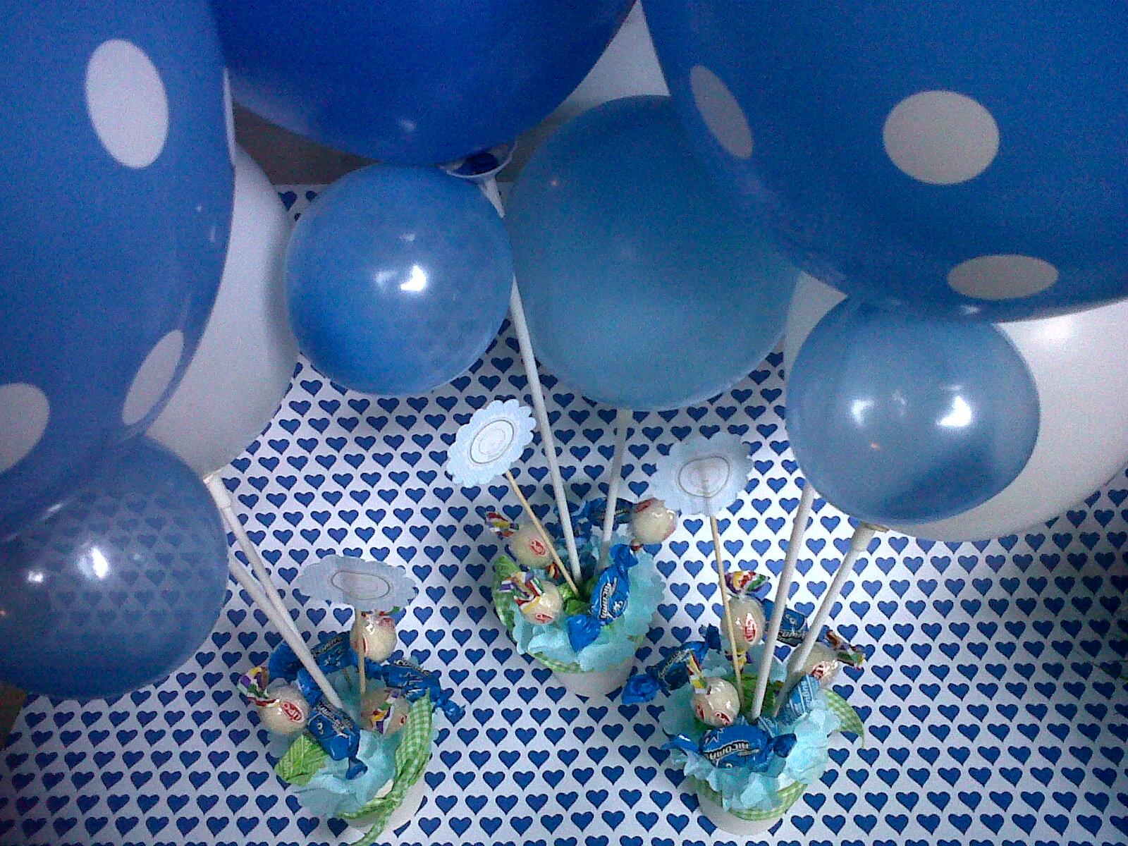 Centro de mesas con globos car interior design - Centros de mesa con globos ...