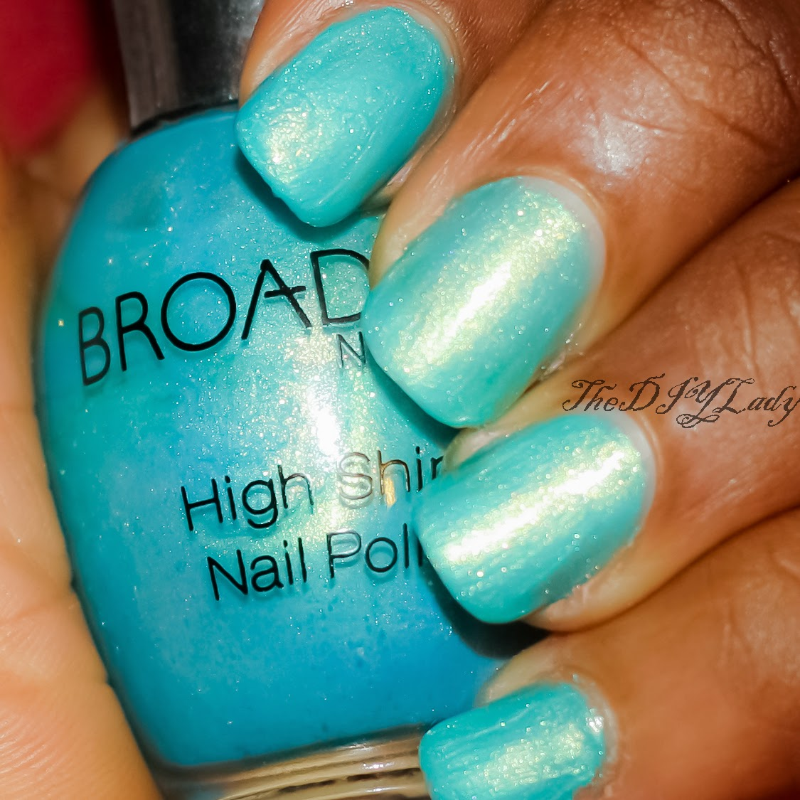 The Do It Yourself Lady: Swatches and Review: Broadway Nails High ...