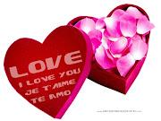 Corazones de varios estilos para el Día de San Valentín www
