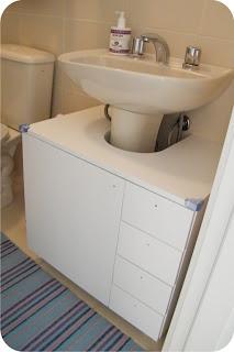 Gabinete para banheiro 5