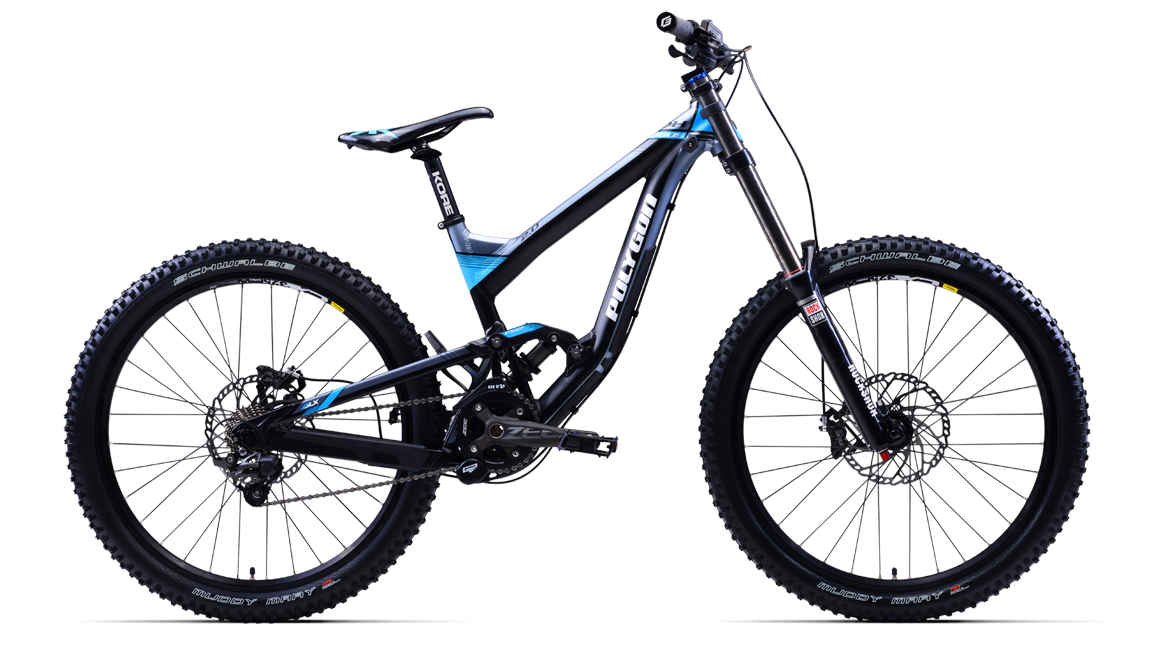 Sepeda Gunung Polygon Full Suspension Seri 2014