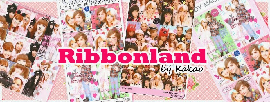 ❤ Ribbon Land ❤