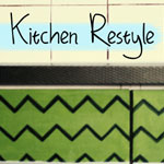 Kitchen Restyle DIY