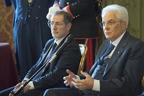 Mattarella incontra la Presidenza nazionale delle ACLI