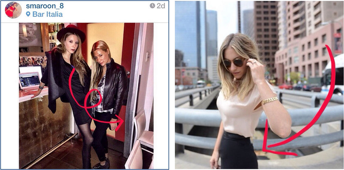 bloggers con photoshop