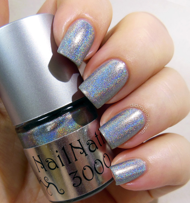 NailNation 3000 Holo Dreams swatch