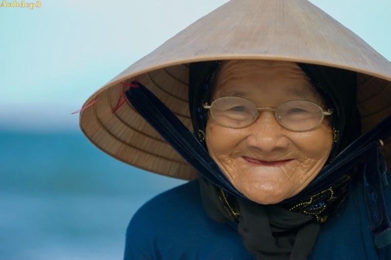 Album hình ảnh đẹp: Nụ cười của người già