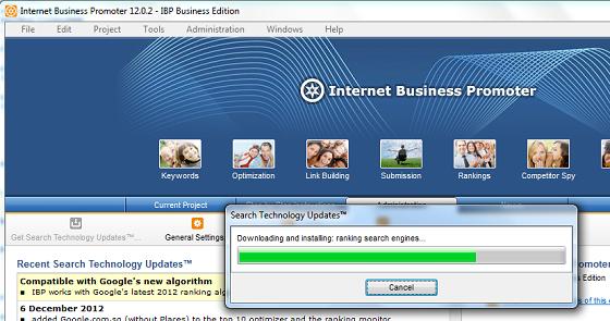 Internet Business Promoter crack