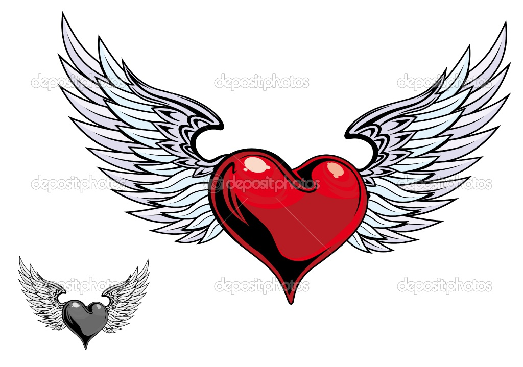 Popular tattoo designs heart tattoo photos ideas images for Asso di cuori tattoo