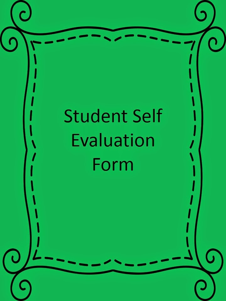 http://www.teacherspayteachers.com/Product/Student-Self-Assessment-926248