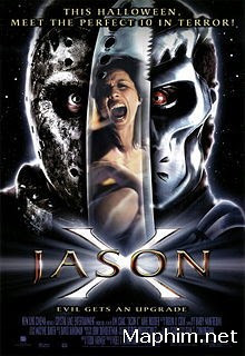 Sát Nhân Đông Lạnh - Jason X