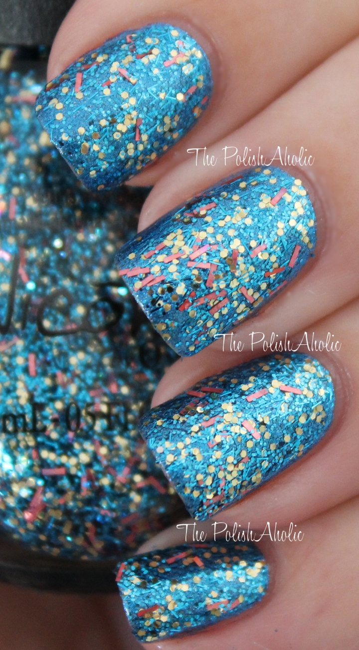 The PolishAholic: Nicole by OPI new shades for 2012 swatches!