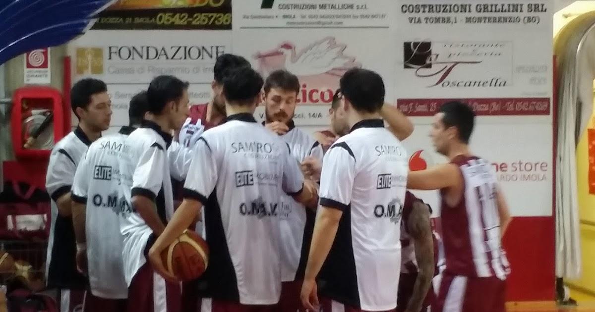 Basket amatori imola dopo la pausa natalizia nella 3a - Porta montanara imola ...