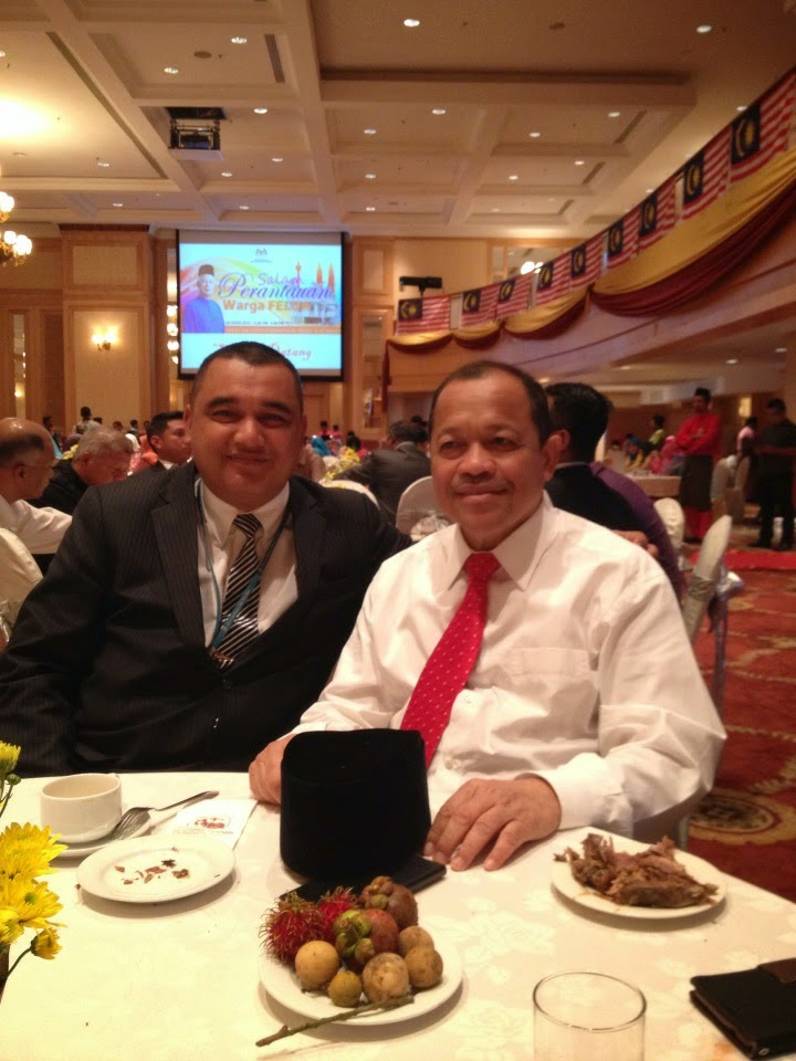 Dinner: Majlis Keselamatan Negara (MKN)