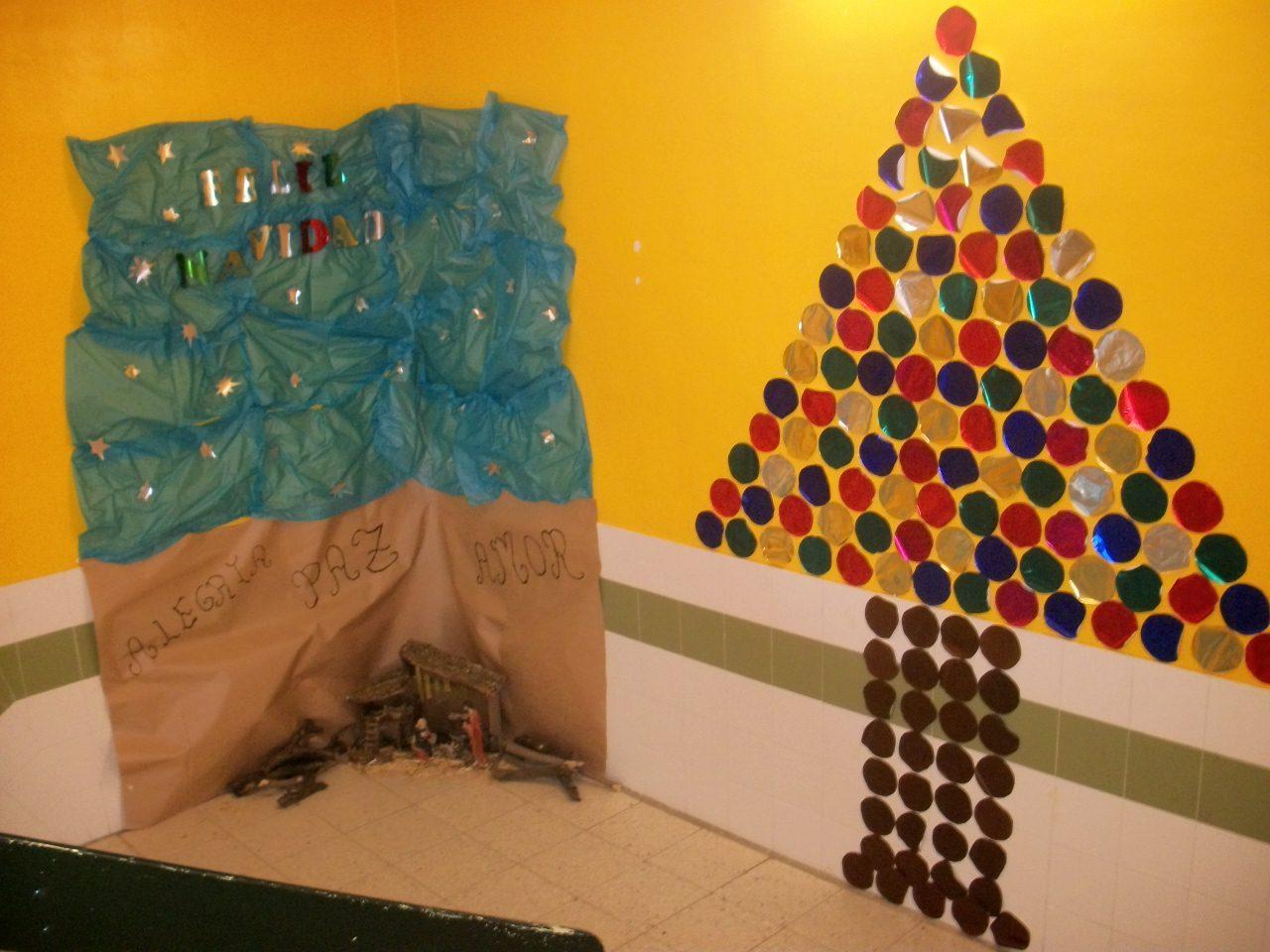 Salon De Clases Decorado De Navidad ~ viernes, 16 de diciembre de 2011