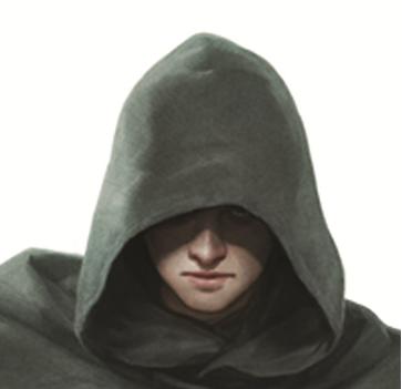 Suggeston  Hood Cowl to cover face+headgear   playrust 07354e527205