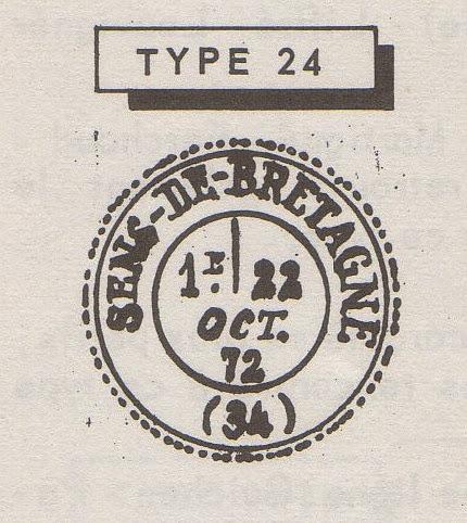 CACHET TYPE 24