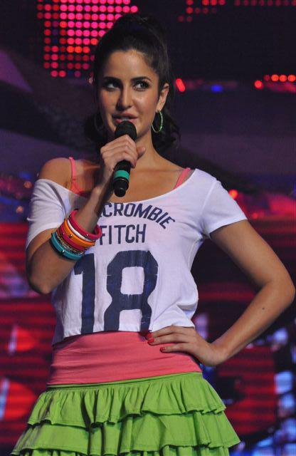katrina kaif big television awards pics