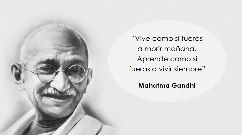 El Yoga de la Acción - Mahatma Gandhi