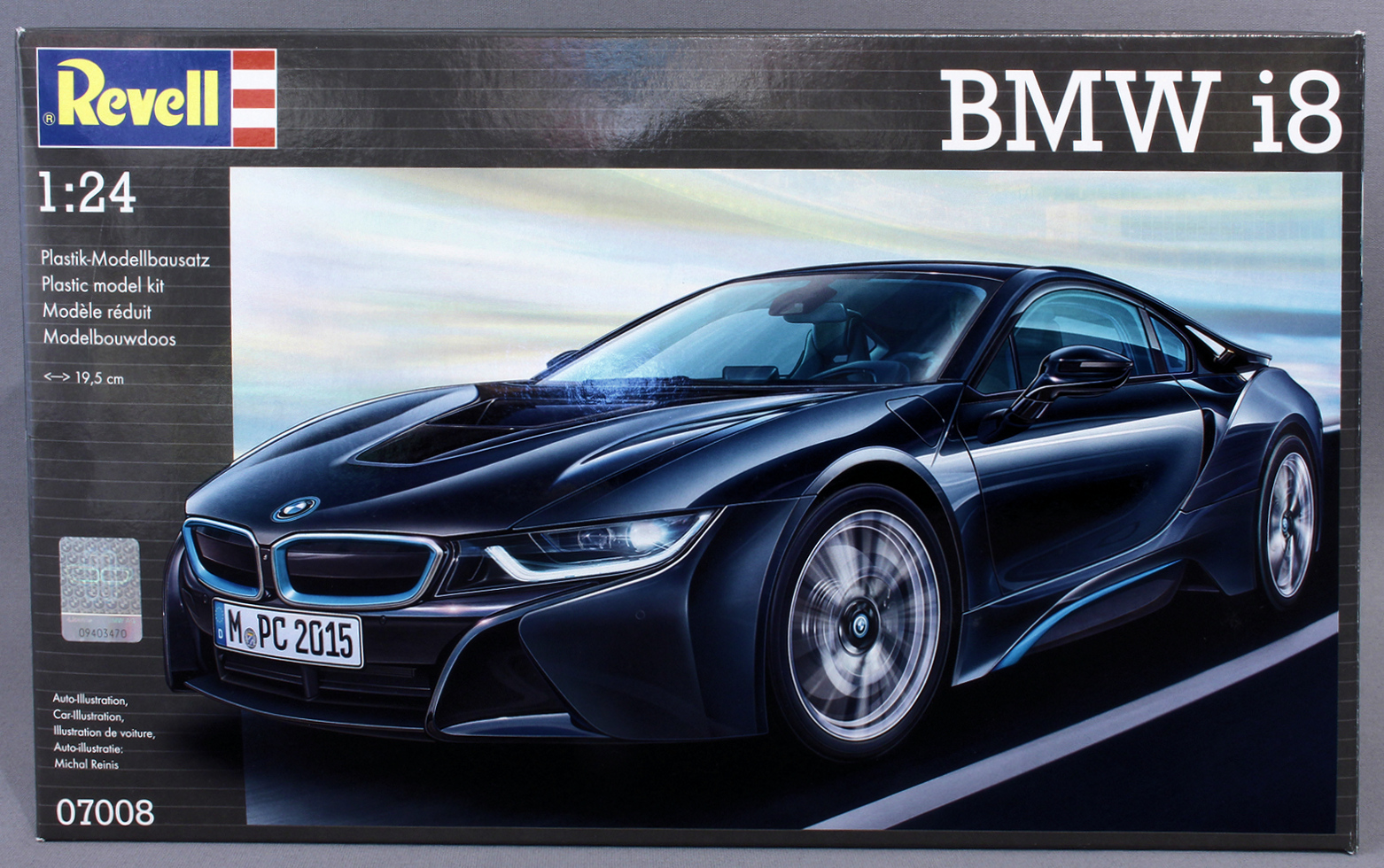 This Is What Happened With What Might Be The Sports Car Of The Future: The  BMW I8.