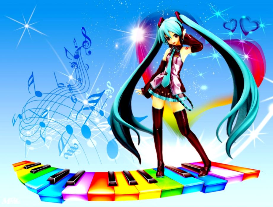 Anime Music Wallpaper For Desktop