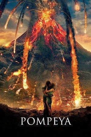 Poster Pompeii 2014