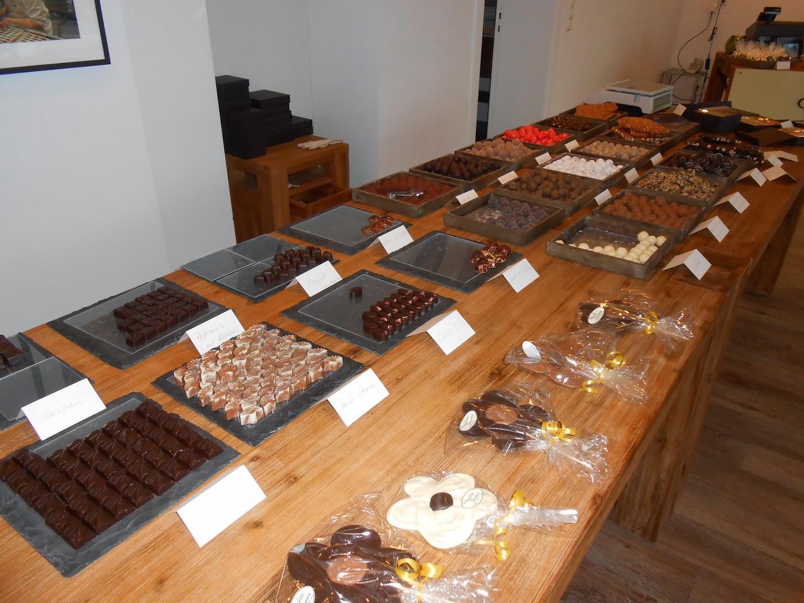 Chocolate Speak Chocolate Dreams Mulheim An Der Ruhr Germany