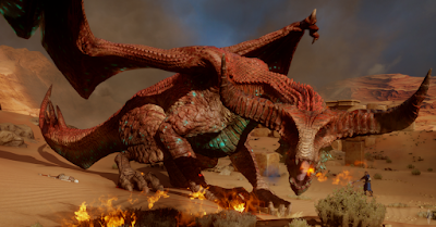 Dragon Age: Inquisition Guide Abyssal High Dragon