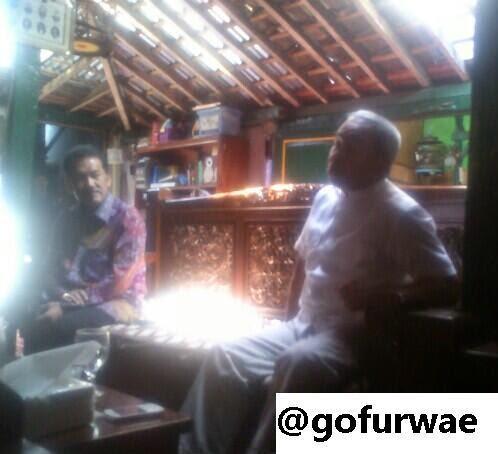 Isran Noor Mendengar - Gelar Budaya Nusantara 2014