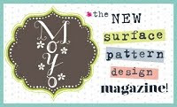 Brand new online Surface Pattern Magazine - a must read