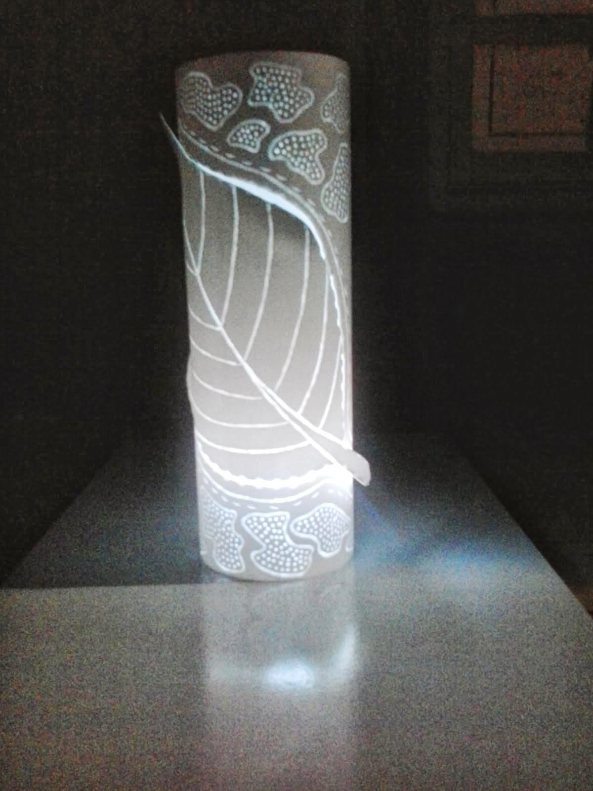 Luminárias de PVC Personalizadas - Lumino Artes