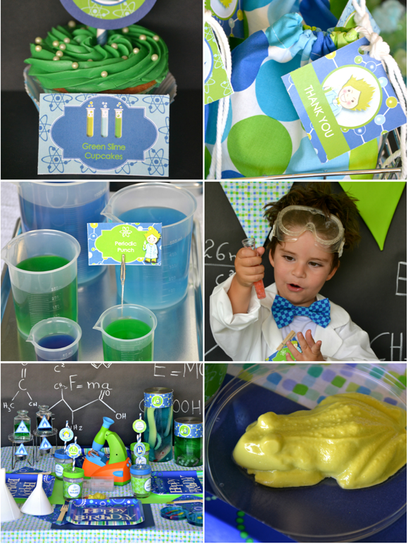 Mad Scientist Science Birthday Party Ideas Party Ideas – Mad Scientist Birthday Party Invitations