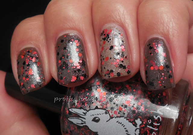 Hare Polish What I Wore To The Revolution