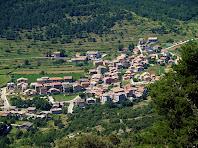 Sant Julià de Cerdanyola des de l'Enzinet