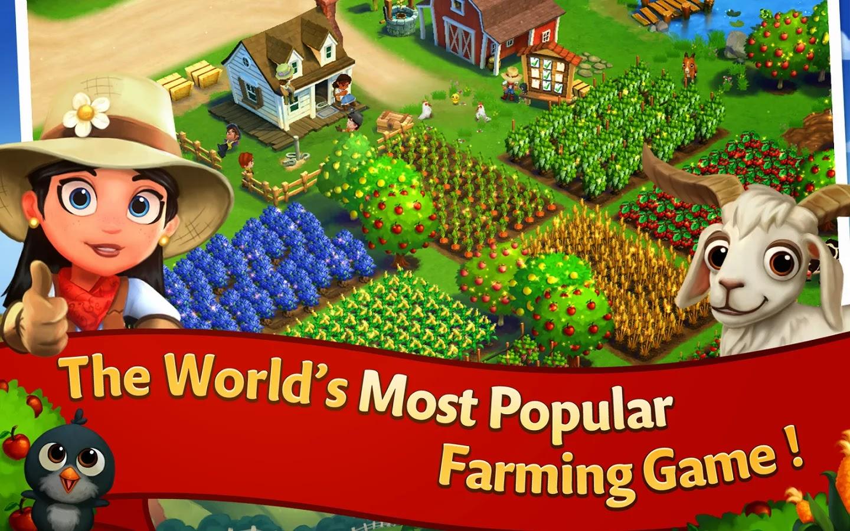 FarmVille 2: Country Escape v1.4.41 Mod [Unlimited Keys]