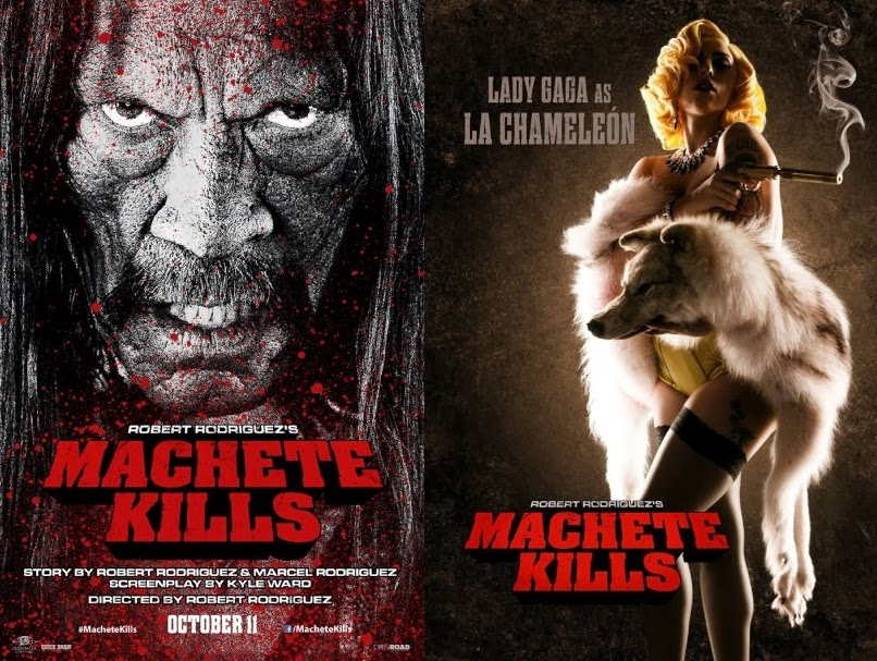 Film Machete Kills (2013)