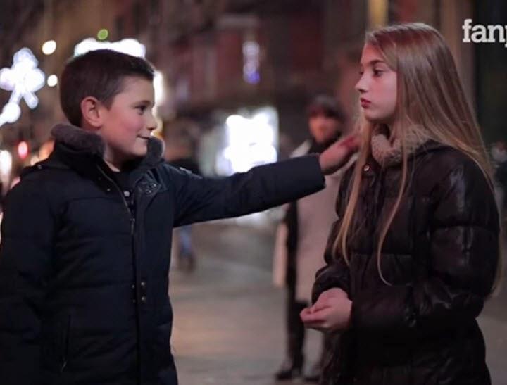 Slap Martina Anak Laki-laki Disuruh Menampar Seorang Gadis, Apa yang akan Terjadi?