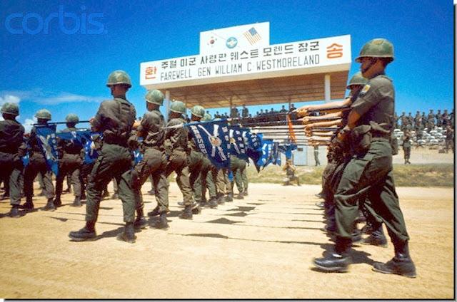 South Korean military headquarters Ninh Hoa Vietnam