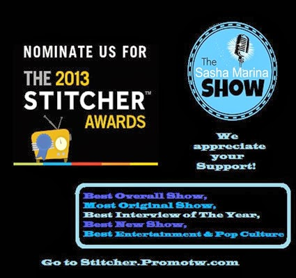 #StitcherAwards