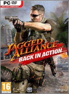Download Jagged Alliance: Back in Action Completo + Crack 2012