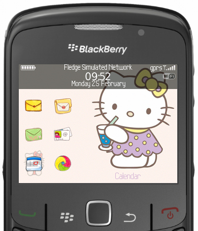 Blackberry Curve 8520 Themes Free Download Anime Clips
