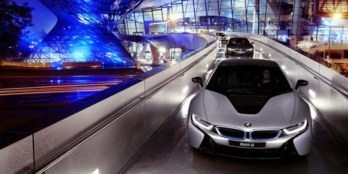 Beli BMW i8 Sekarang, Inden sampai 10 Bulan