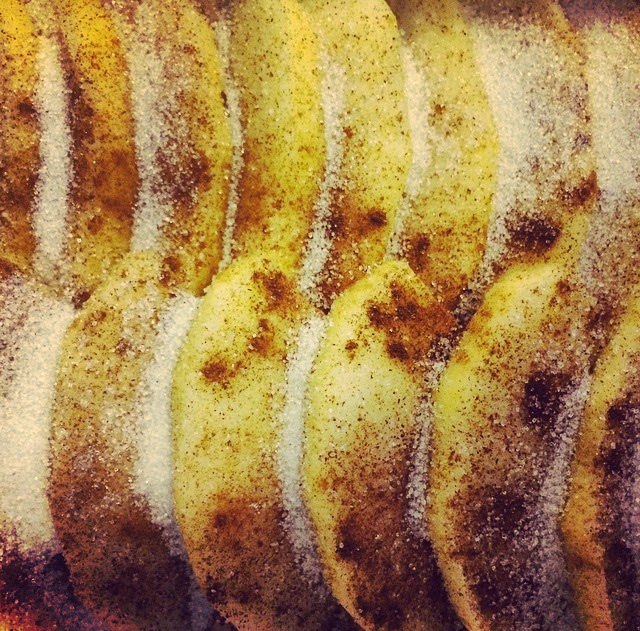 Apple and cinnamon cake recipe