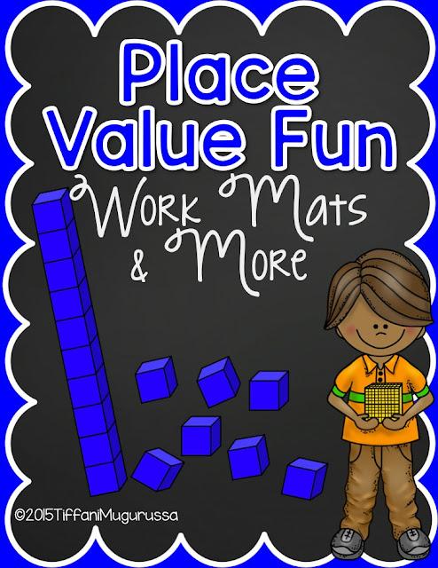 place value, kindergarten math
