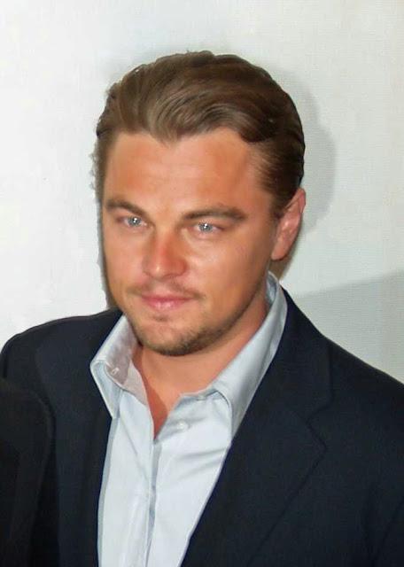 Gambar aktor Leonardo DiCaprio